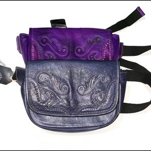 Leather Bed | Stü x Anna Sui Fanny Packs
